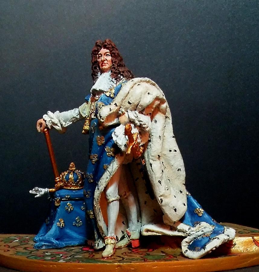 Figures: Louis XIV, Le Roi Soleil, photo #3