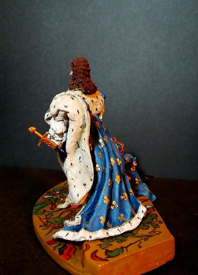 Figures: Louis XIV, Le Roi Soleil, photo #4