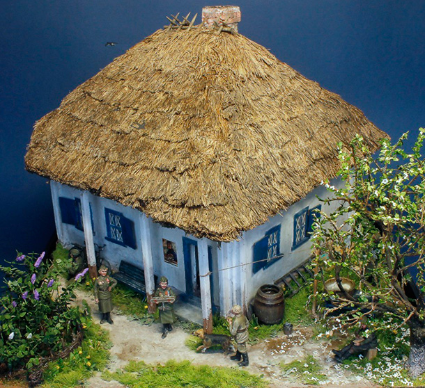 Dioramas and Vignettes: The Swallows