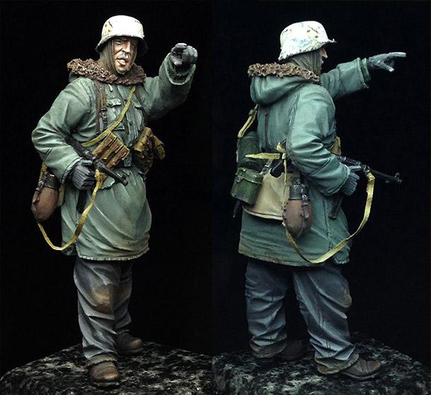 Figures: LAH panzergrenadier