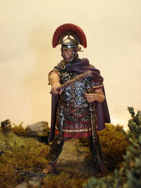Dioramas and Vignettes: Roman Catapult, photo #6