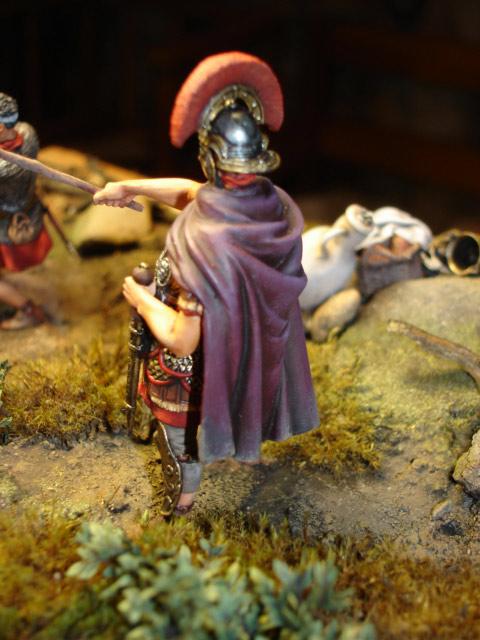 Dioramas and Vignettes: Roman Catapult, photo #7