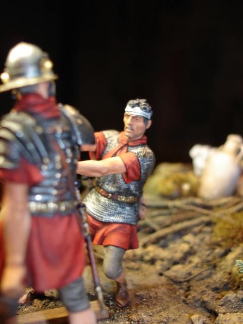 Dioramas and Vignettes: Roman Catapult, photo #8