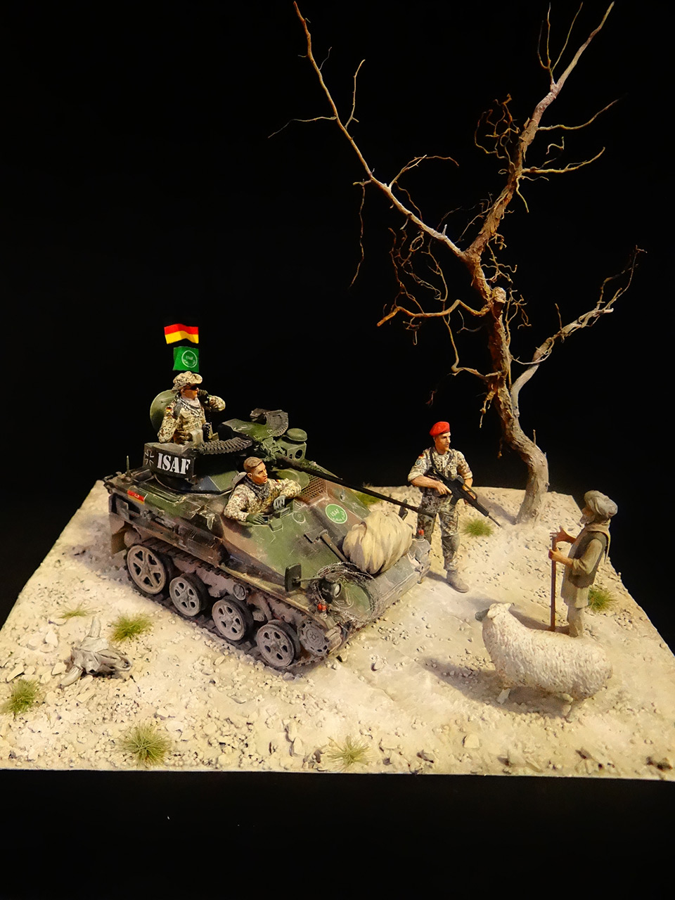 Dioramas and Vignettes: Wiesel, photo #1