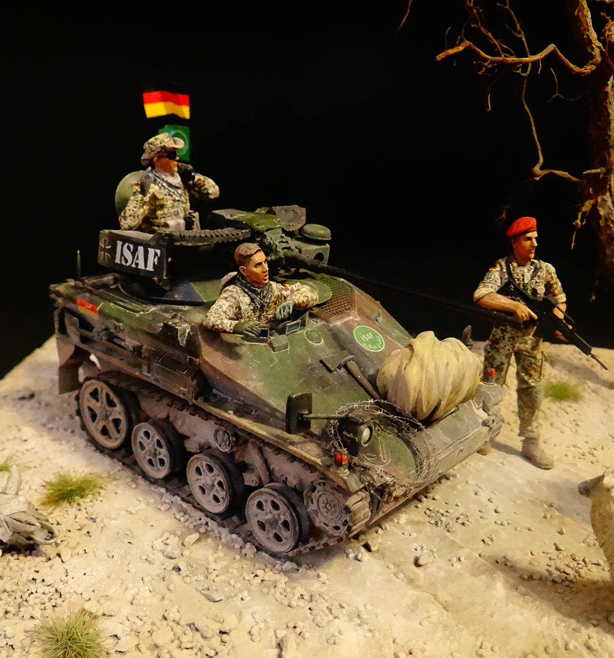 Dioramas and Vignettes: Wiesel, photo #3