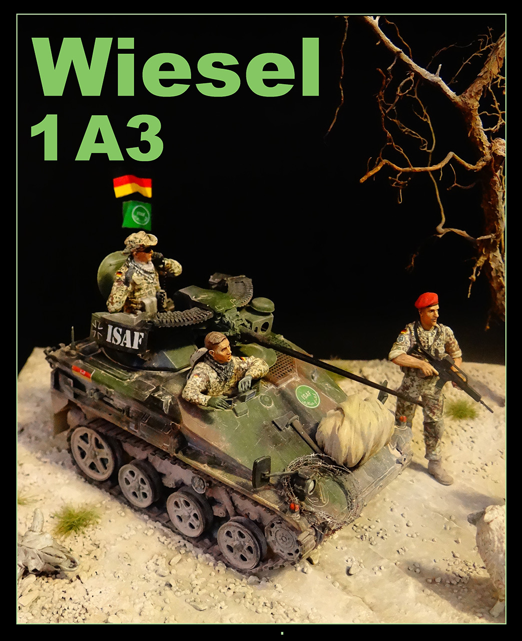 Dioramas and Vignettes: Wiesel, photo #7