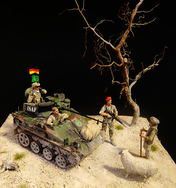 Dioramas and Vignettes: Wiesel
