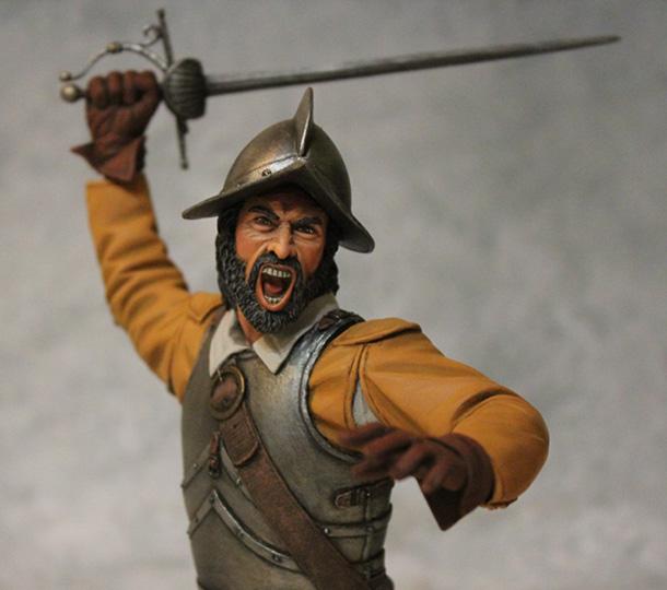 Figures: Conquistador