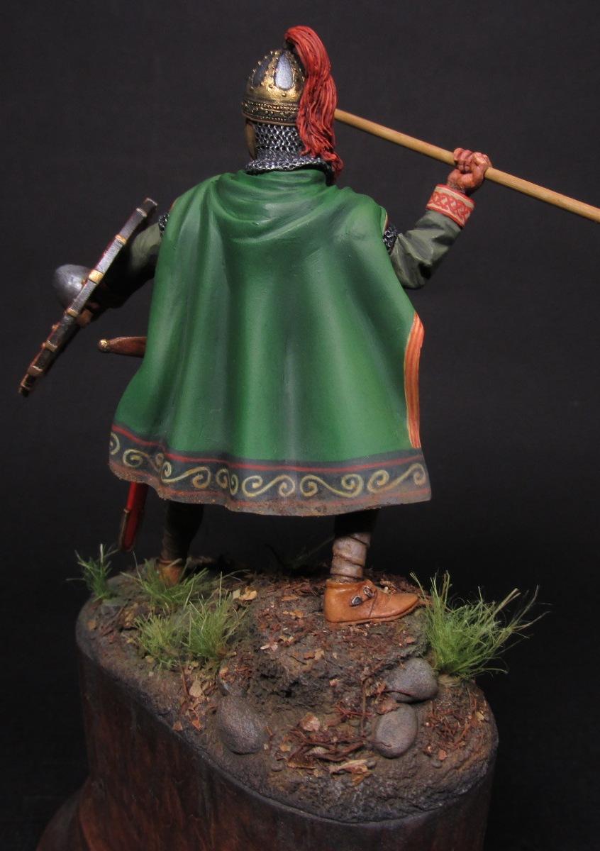Figures: Merovingian frank, photo #13