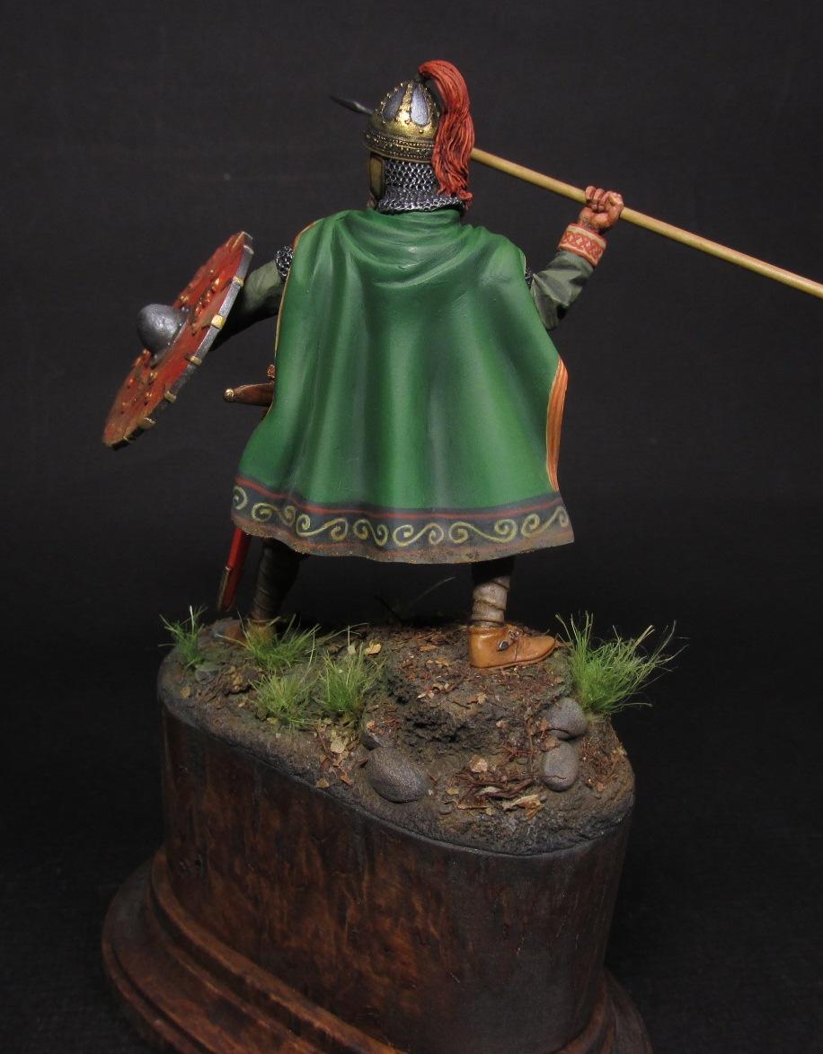 Figures: Merovingian frank, photo #15