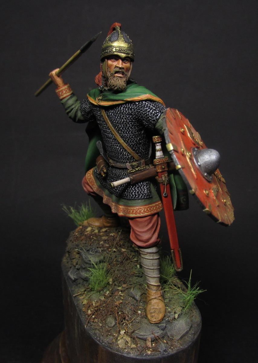 Figures: Merovingian frank, photo #3