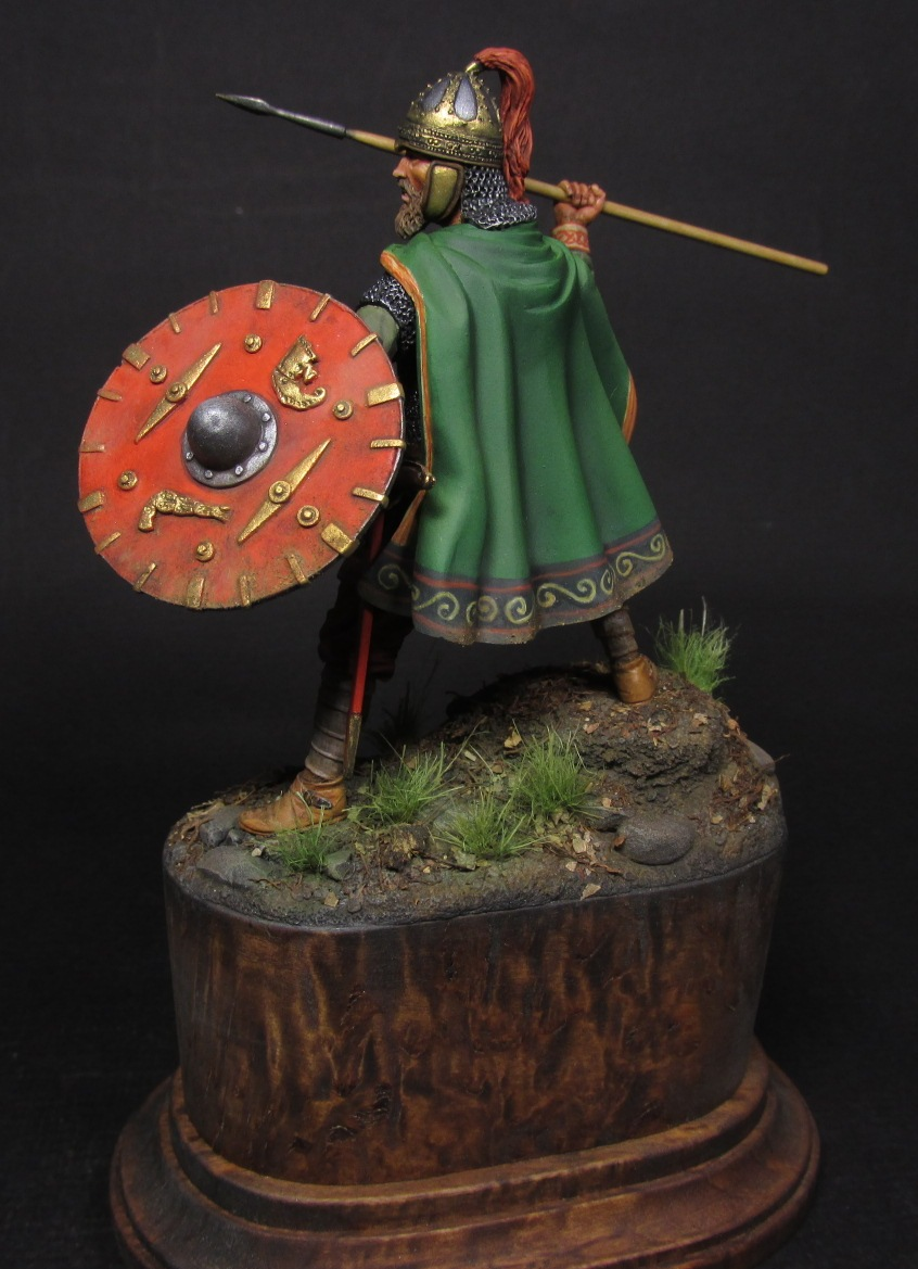 Figures: Merovingian frank, photo #9