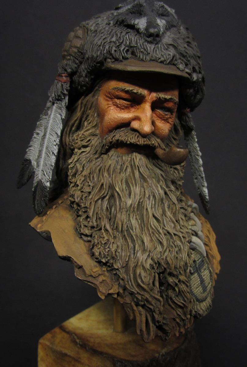 Figures: Mountain man, photo #11