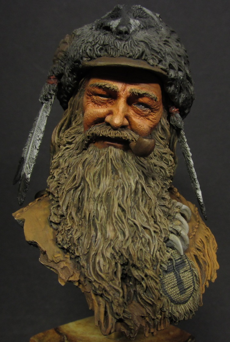 Figures: Mountain man, photo #12