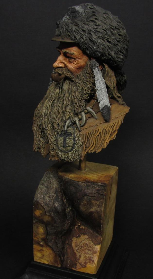 Figures: Mountain man, photo #4