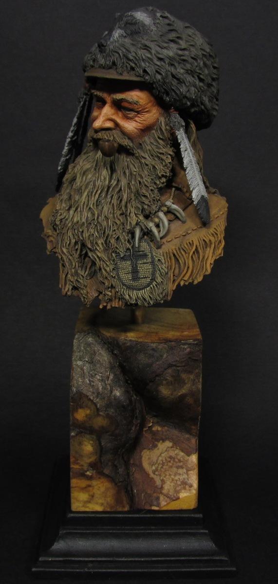 Figures: Mountain man, photo #5
