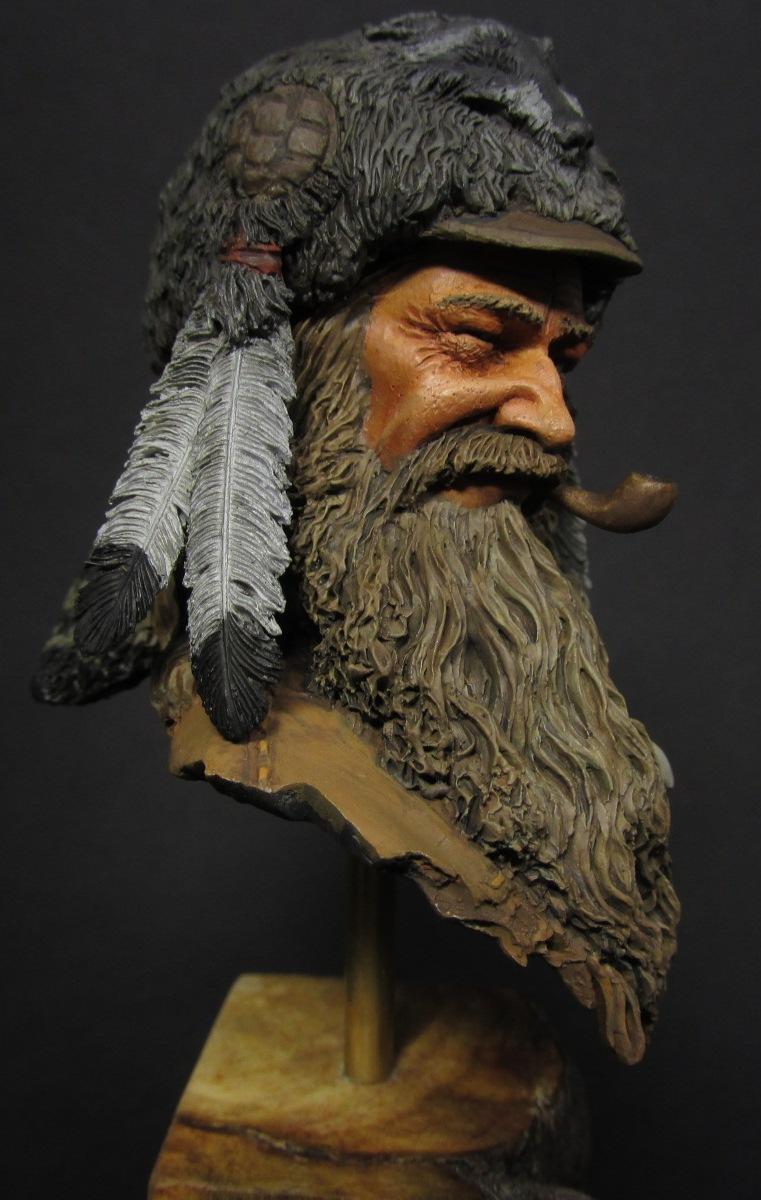 Figures: Mountain man, photo #7