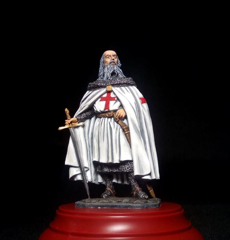 Figures: Jacques de Molay, the last Templar master , photo #1