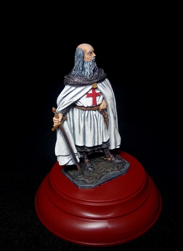 Figures: Jacques de Molay, the last Templar master , photo #2
