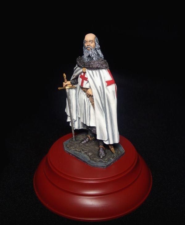 Figures: Jacques de Molay, the last Templar master , photo #4