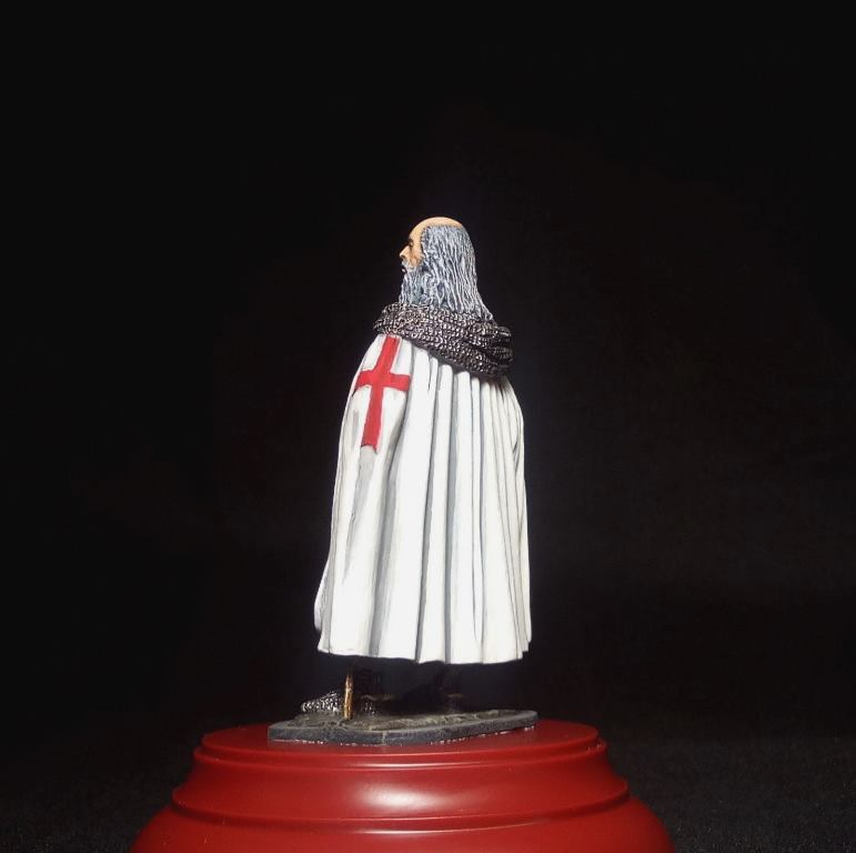 Figures: Jacques de Molay, the last Templar master , photo #5