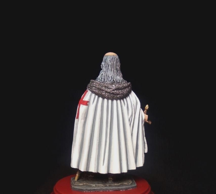 Figures: Jacques de Molay, the last Templar master , photo #6