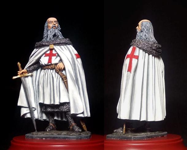 Figures: Jacques de Molay, the last Templar master