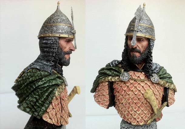 Figures: Saladin