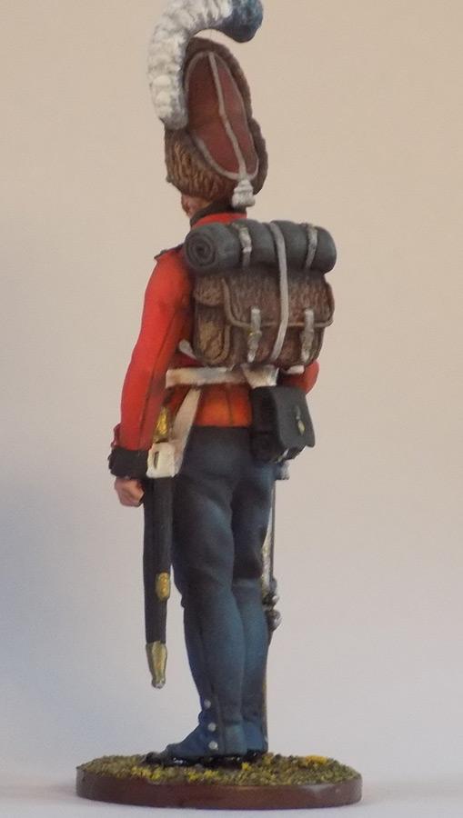 Figures: Grenadier of Oldenburg regt., Denmark, 1807-13, photo #9