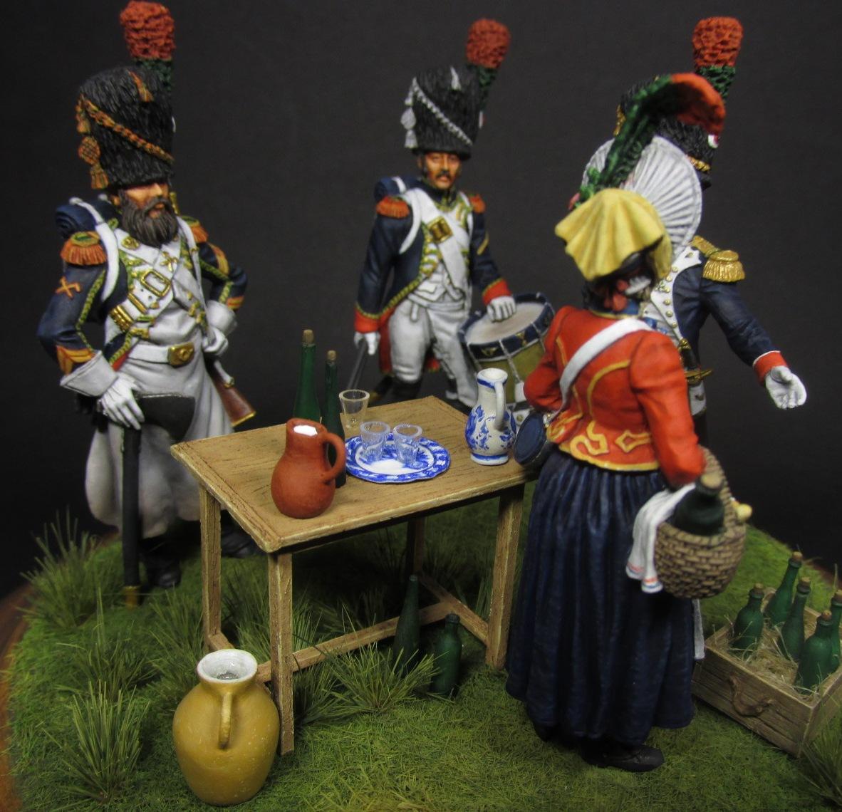 Dioramas and Vignettes: Une fois en Europe, photo #5