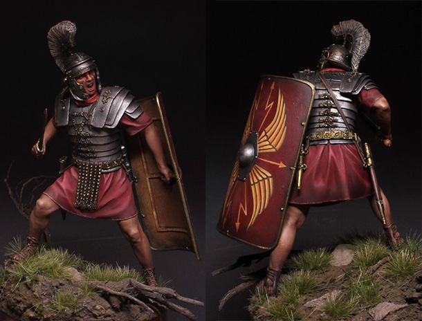 Figures: The Legionary