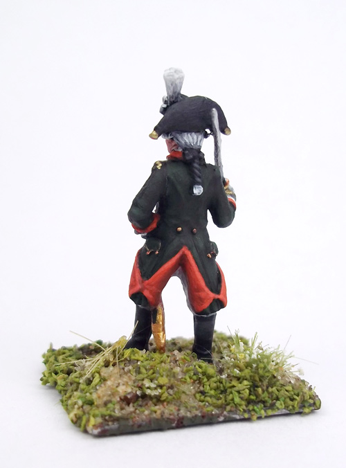 Figures: A.V.Suvorov and his bogatyrs, photo #17
