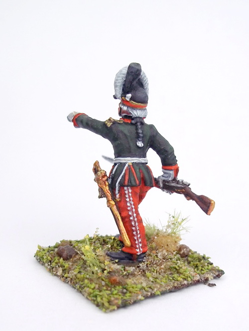 Figures: A.V.Suvorov and his bogatyrs, photo #20