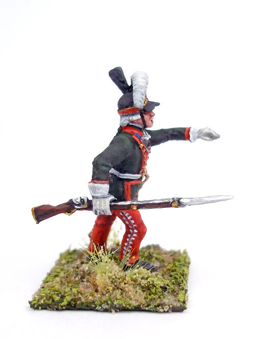 Figures: A.V.Suvorov and his bogatyrs, photo #21