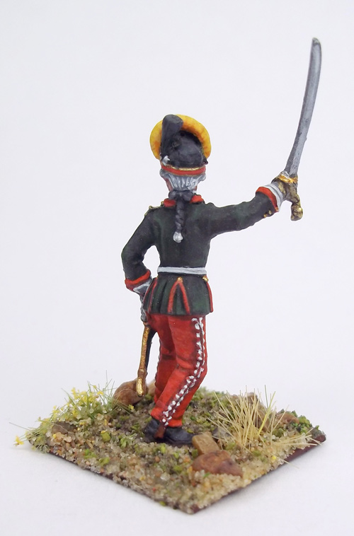 Figures: A.V.Suvorov and his bogatyrs, photo #24