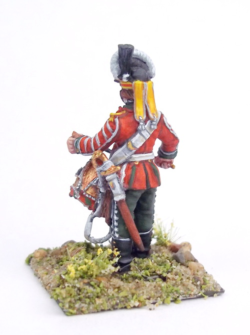 Figures: A.V.Suvorov and his bogatyrs, photo #26
