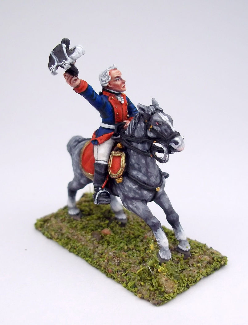 Figures: A.V.Suvorov and his bogatyrs, photo #3