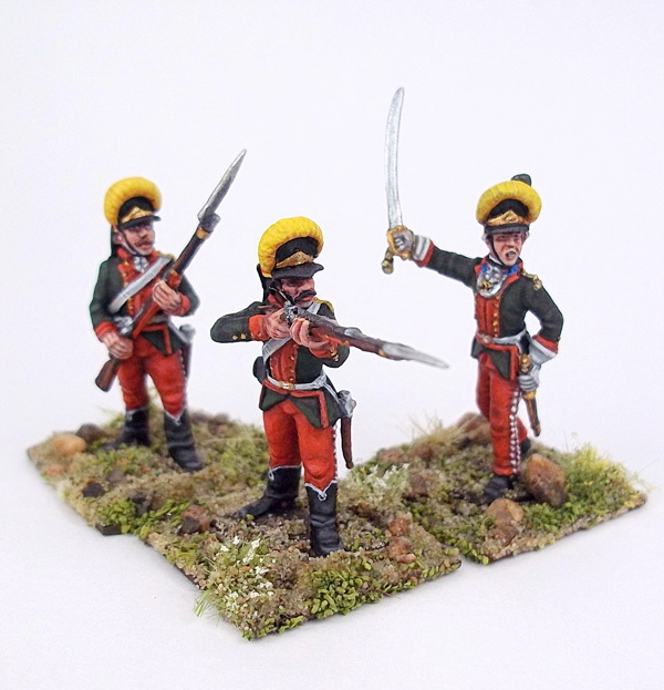 Figures: A.V.Suvorov and his bogatyrs, photo #35