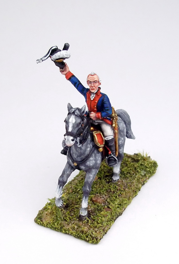 Figures: A.V.Suvorov and his bogatyrs, photo #4