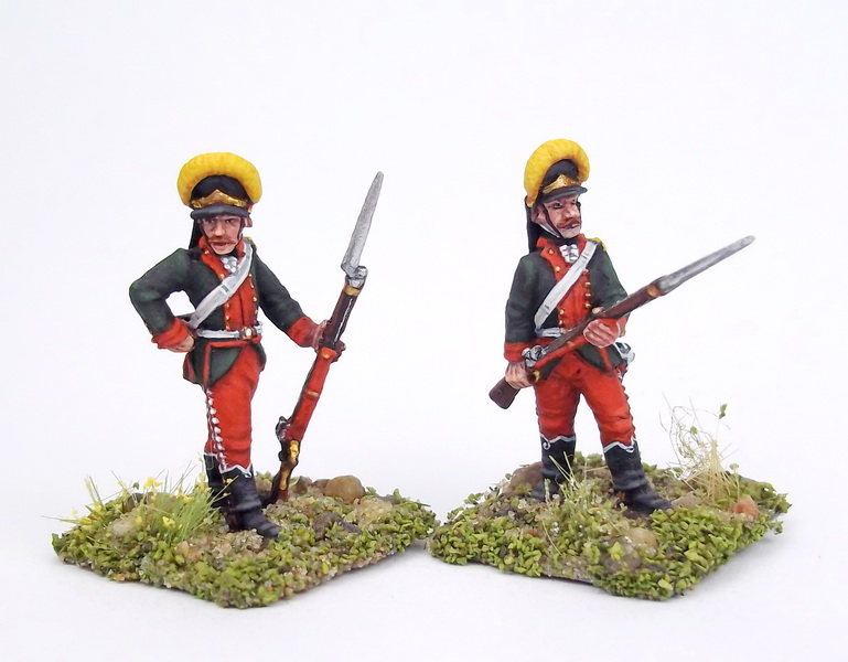 Figures: A.V.Suvorov and his bogatyrs, photo #8