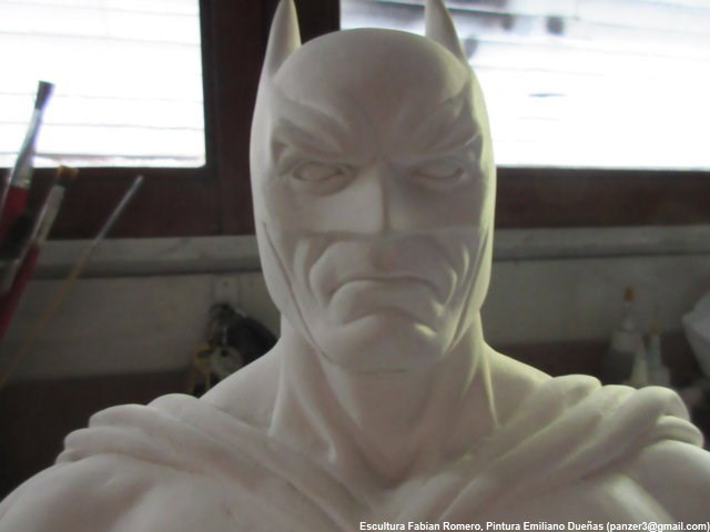 Sculpture: Batman, photo #11