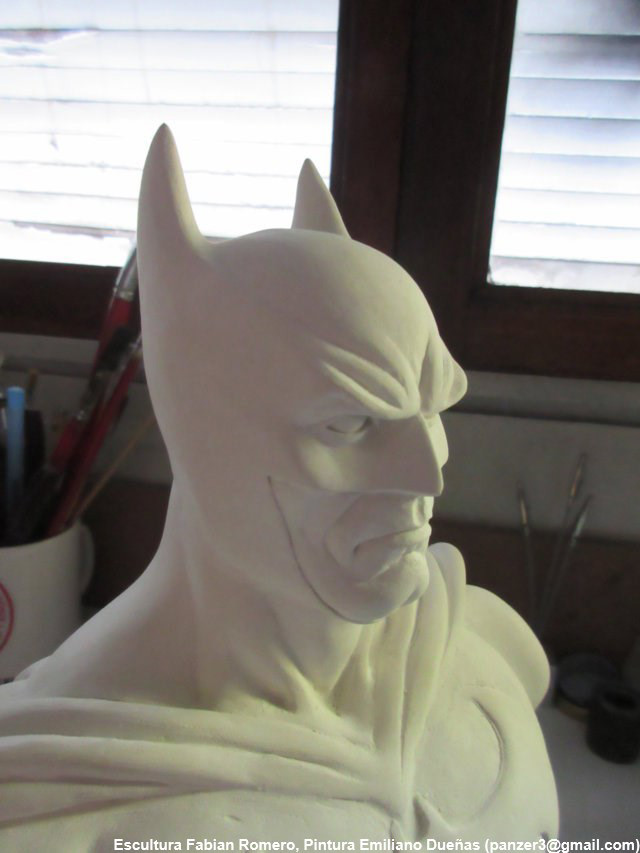 Sculpture: Batman, photo #12