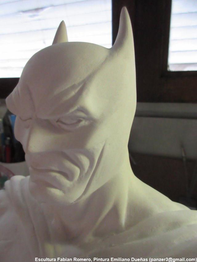 Sculpture: Batman, photo #14