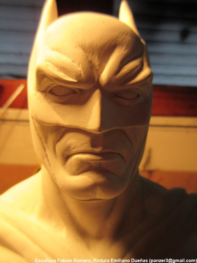 Sculpture: Batman, photo #17