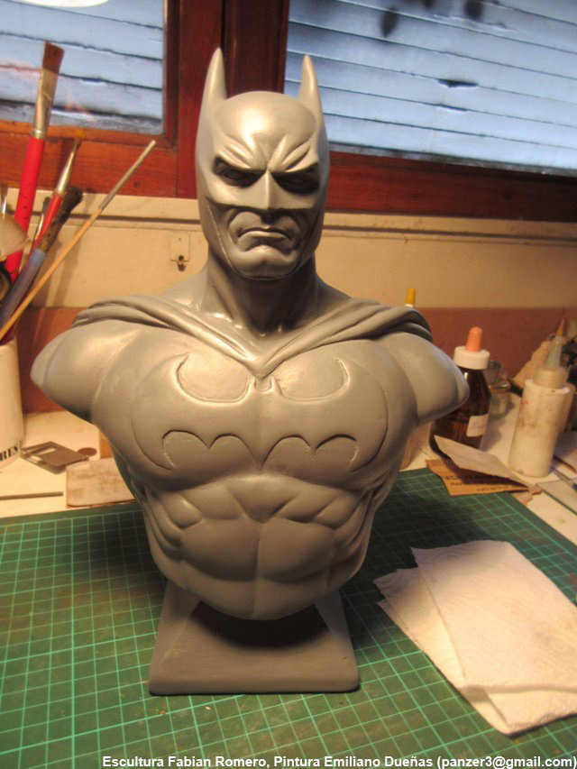 Sculpture: Batman, photo #18
