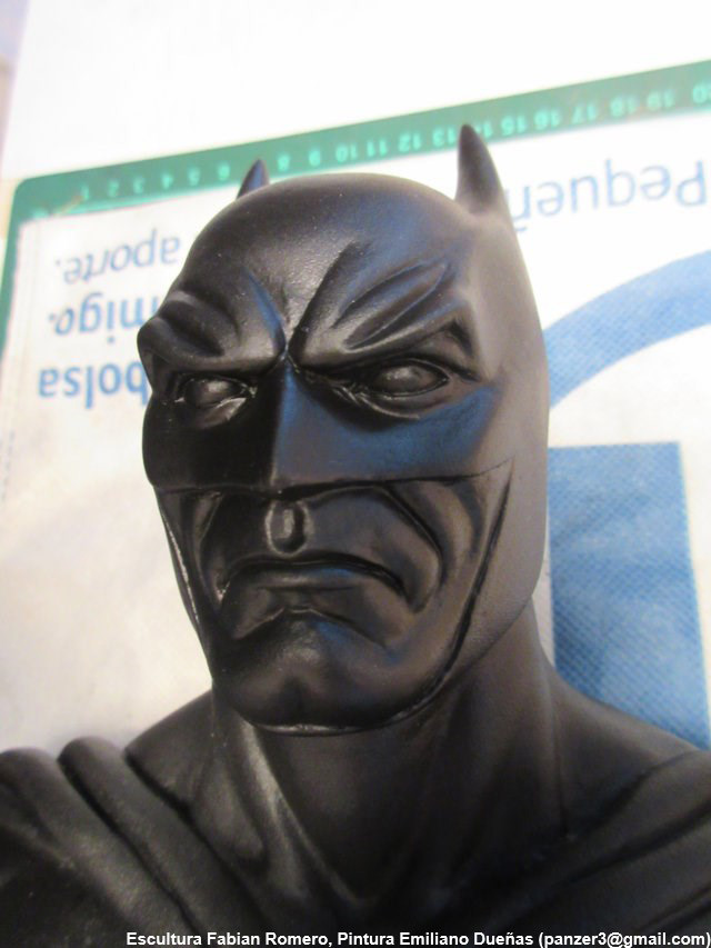 Sculpture: Batman, photo #21