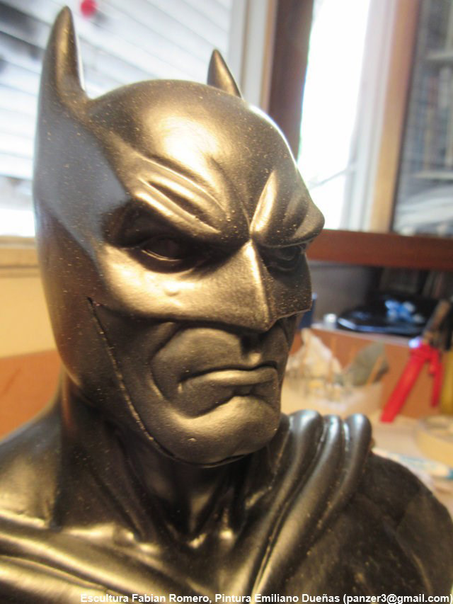 Sculpture: Batman, photo #22