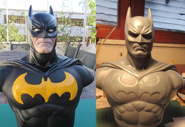 Sculpture: Batman