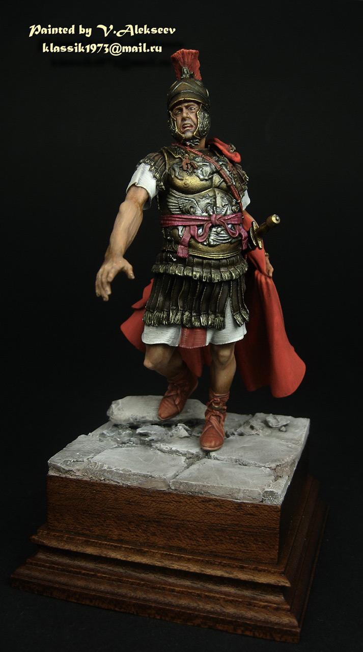 Figures: Roman consul, photo #1