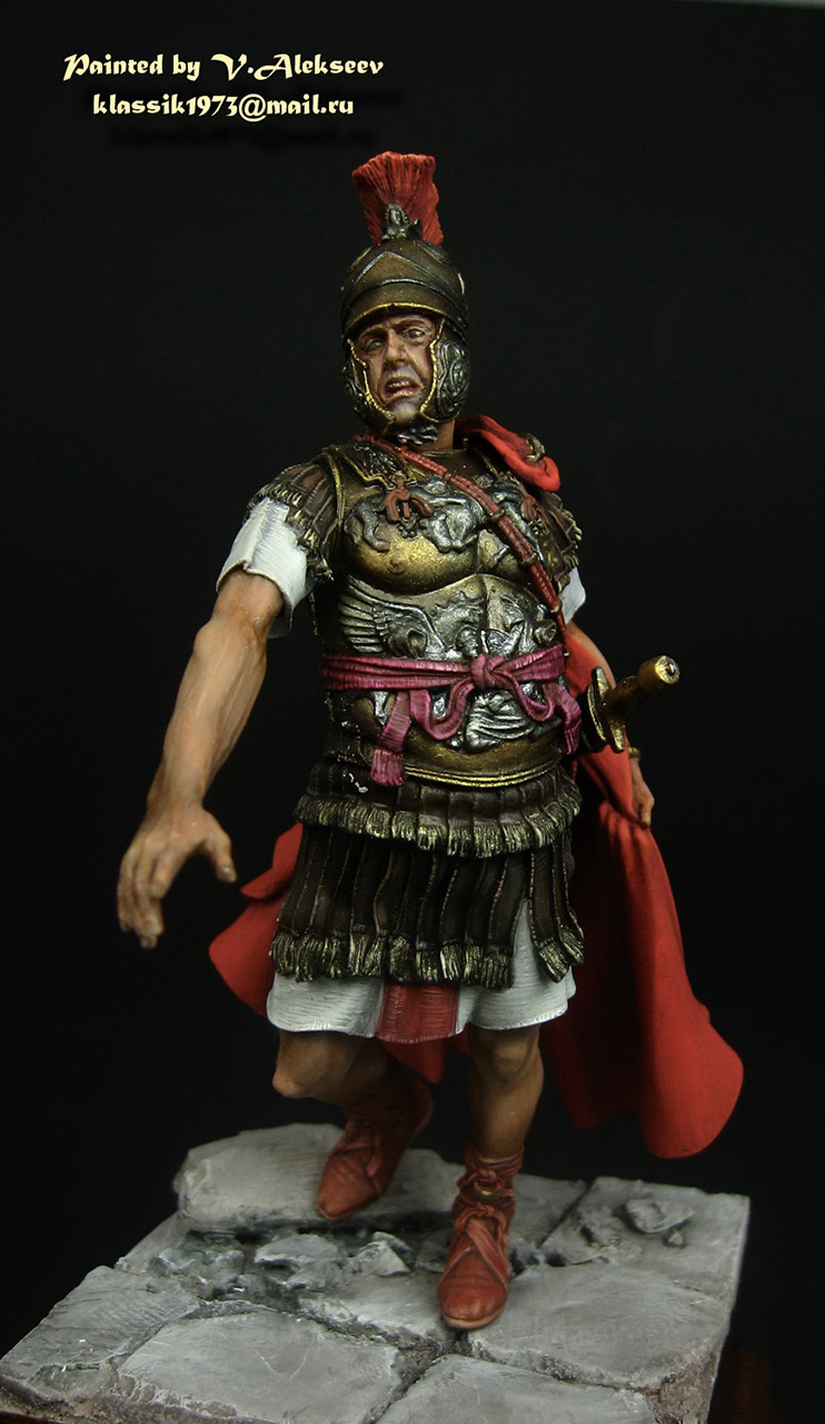 Figures: Roman consul, photo #2